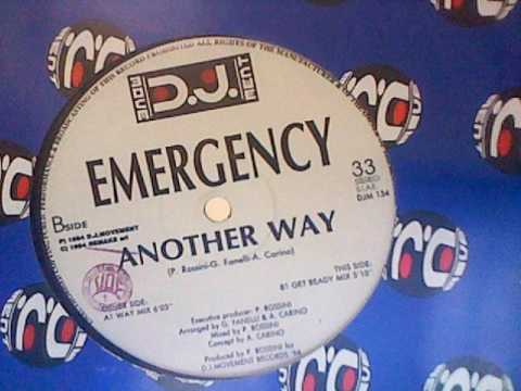 EMERGENCY - Another Way (Way Mix)