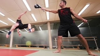 Martial Arts Fitness Training 2