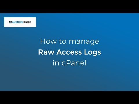 How To Manage Raw Access Logs