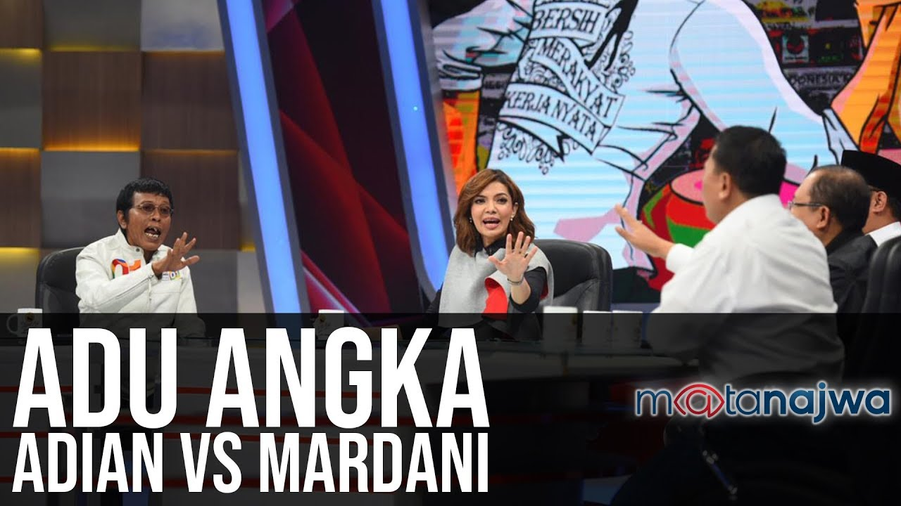 Download Adu Kuat Kampanye: Adu Angka Adian vs Mardani (Part 4) | Mata Najwa