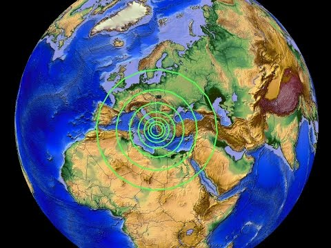 11/17/2015 -- Earthquake Forecast / Europe hit + Oklahoma MOST ACTIVE PLACE ON EARTH