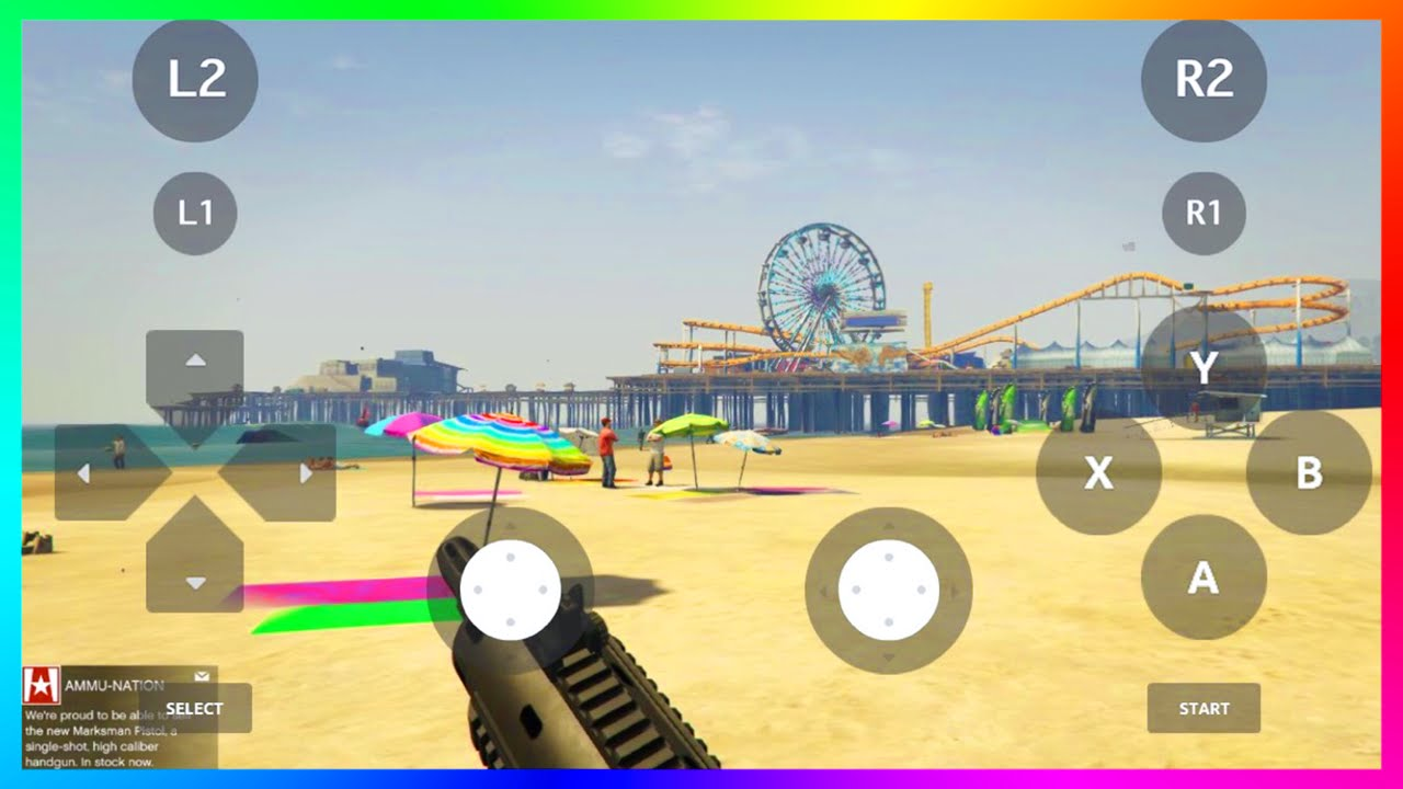 How To Play Gta  Gta Online On Your Phone Or Tablet From Your Pc While Also Not Getting Scammed Youtube