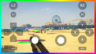 HOW TO PLAY GTA 5 & GTA ONLINE ON YOUR PHONE OR TABLET FROM YOUR PC WHILE ALSO NOT GETTING SCAMMED!