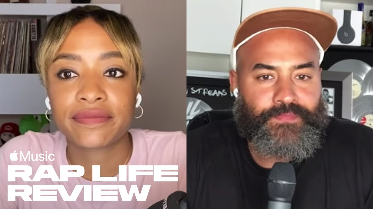 Rap Life Review: Juice WRLD's Posthumous Album, and New Drake x DJ Khaled | Apple Music
