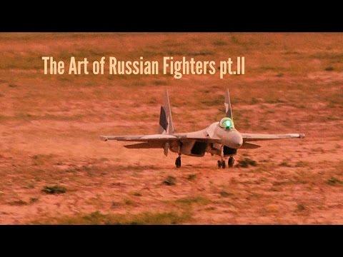 SU-35S The Art of Russian Fighters pt.II HD