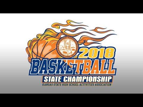 2018 KSHSAA 1A-DII Basketball Championship - Day 1