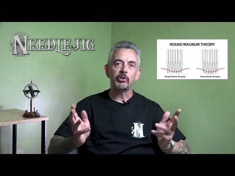 Needlejig Tattoo Supply - Creator Of Original Round Mag Tattoo Needles