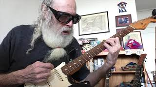 Heavy Mental Blues! Messiahsez Shreds Some Heavy Mental Blues In The Key Of A! As In Acid!!