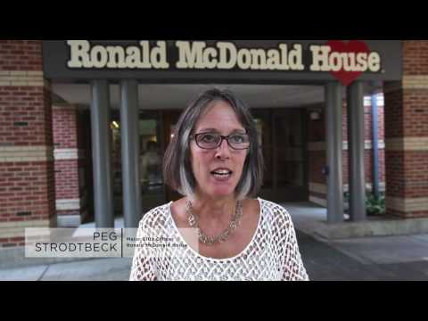 Team Honda Week of Service 2017: HMIN and Ronald McDonald House