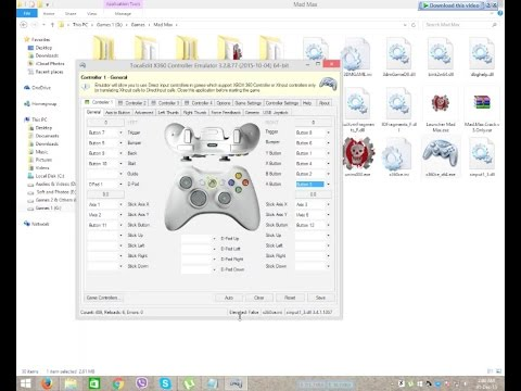 How to fix gamepad / usb controller problem in all pc games
