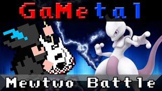 Mewtwo Battle (Pokemon Stadium) - GaMetal