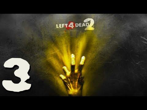 Left 4 Dead 2 Co-Op with Qieth - Dead Center - Part 3