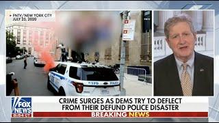 Kennedy: Defunding police defies common sense