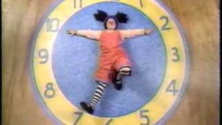 The Big Comfy Couch - Clock Stretch