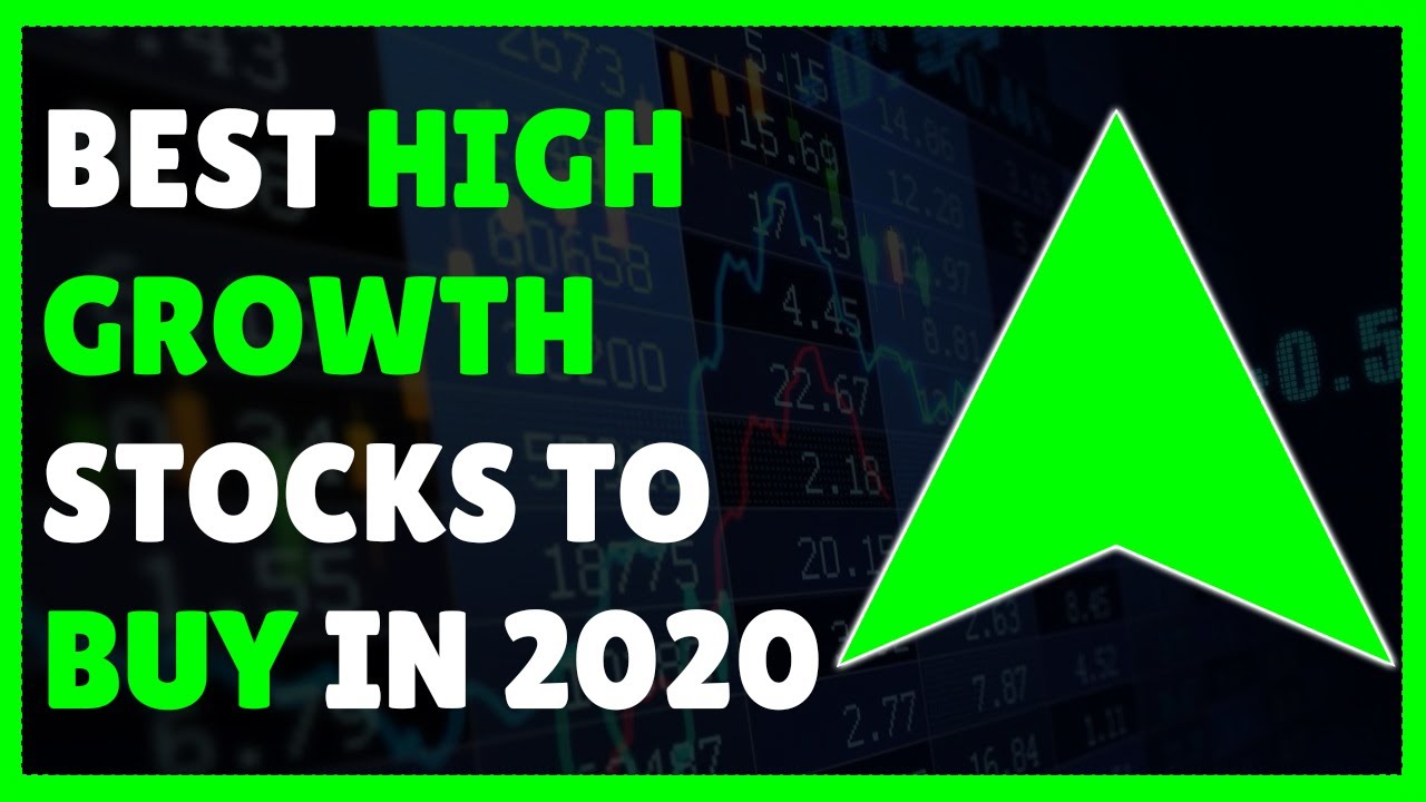 Best Growth Stocks To Buy Now | 5 High Growth Stocks For ...