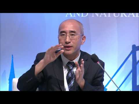 China's energy outlook 2060 / Day 1 World Energy Congress Istanbul 2016