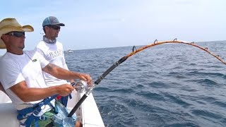 Fishing for the Reef Kings