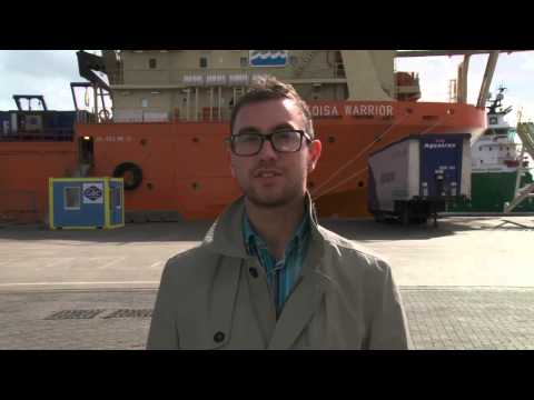 Inside Industry - Iain - Contarts Engineer - Subsea Careers