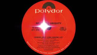 Roy Ayers - Running Away (Polydor Records 1977)