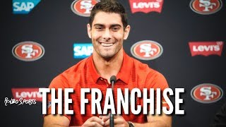 Live! 49ers Fans Reaction To Jimmy Garoppolo Press Conference