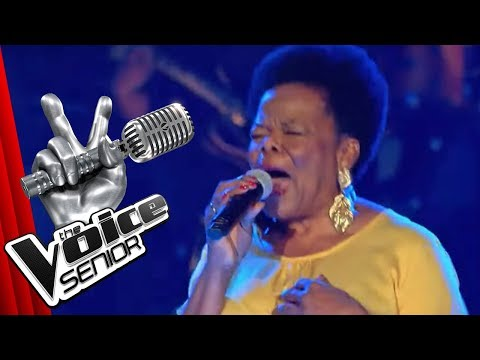 Big Mama Thornton - Hound Dog (Janice Harrington) | The Voice Senior | Sing-Offs | SAT.1