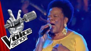 """Gospel-Queen und Uroma Janice bringt mit """"Hound Dog"""" von Big Mama T..."""
