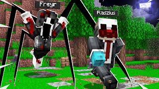 SLENDERINA PRANK AT NIGHT... *SCARY* (Minecraft Trolling Video)