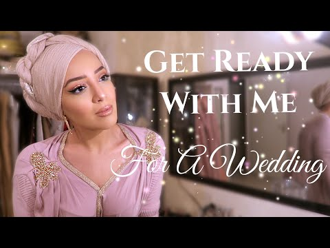 Get Ready With Me For A Wedding ! Makeup l Turban l Outfit LOUBOUTIN BEAUTE