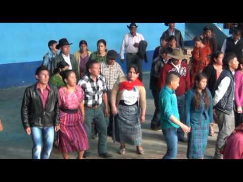 Baile dia de los Santos 2016 San Pedro Soloma  video# 2