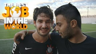 Meeting Alexandre Pato: Best Job In The World