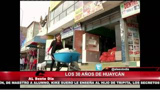 Los 30 años de Huaycán: historias de emprendimiento y superación al este de Lima