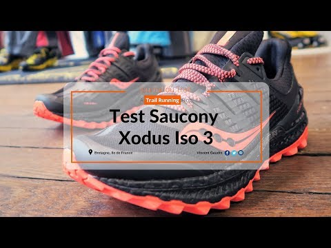 Test Saucony Xodus Iso3