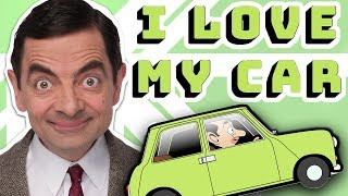 I Love My Car 🚙| NEW Mr Bean Music Video | Mr Bean Official