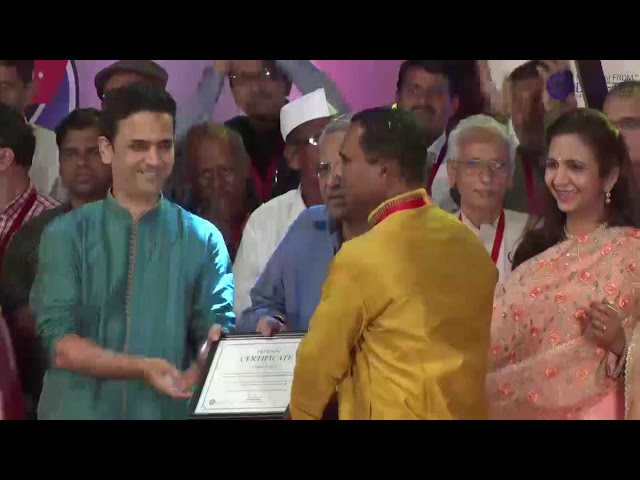 Muktotsav held on 29th Sept 2018 with over 1,500 people witn...
