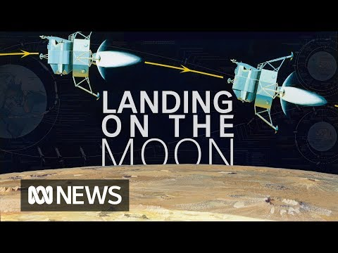 How we landed on the Moon, 50 years ago | ABC News