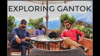 Exploring Gantok     Part - 3     Sikkim Diaries