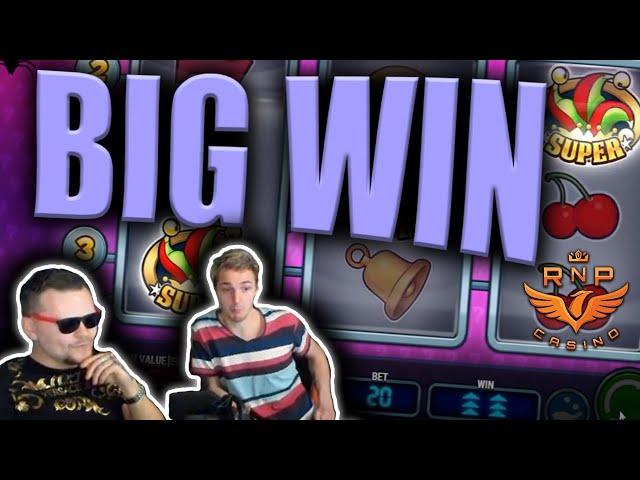 Big Win on Mystery Joker 6000 Slot - Casino Stream Big Wins