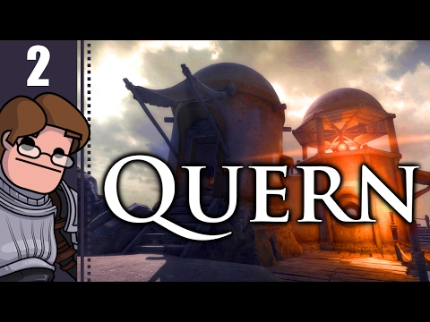 Let's Play Quern: Undying Thoughts Part 2 - The Crystal Lab'