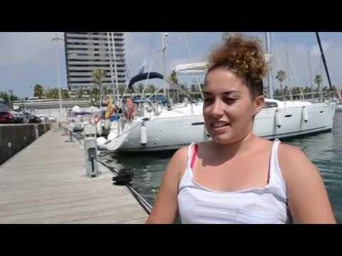 Célia, France: Stage en entreprise nautique - Attention clientèle - Opinion et avis IES Consulting