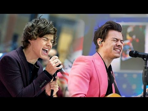 HARRY STYLES FROM 2012 TO 2017 (you will cry)