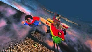 LEGO Batman 2: DC Super Heroes (Wii) Launch Trailer