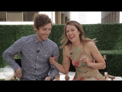 """HBO's """"Silicon Valley"""" Thomas Middleditch talk GURPS: Generic Universal Role Playing System"""