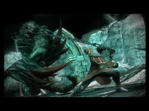 Castlevania Lords of Shadow Mirror of Fate HD Gameplay |