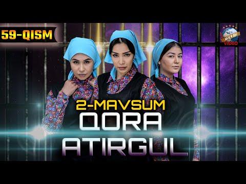 Qora Atirgul (o'zbek Serial) 119-qism | Кора атиргул (узбек сериал) 119-кисм