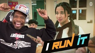Jaden Newman - I RUN IT (Official Video) ft. Shiggy, Chandler Broom & Julian Newman REACTION