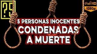 5 Casos de Inocentes Ejecutados tras ser Condenados a Muerte [Dia de Muertos 2015]