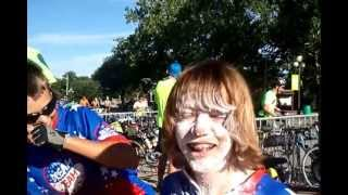 Dream Team Ragbrai 2013 Powder Face! Thumbnail