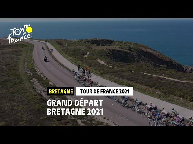 #TDF2021 - Grand Départ Bretagne 2021