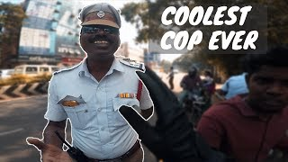 WHAT HAPPENS IF YOU TALK RULES TO COPS | COOL COPS | CHENNAI | TAMIL thumbnail