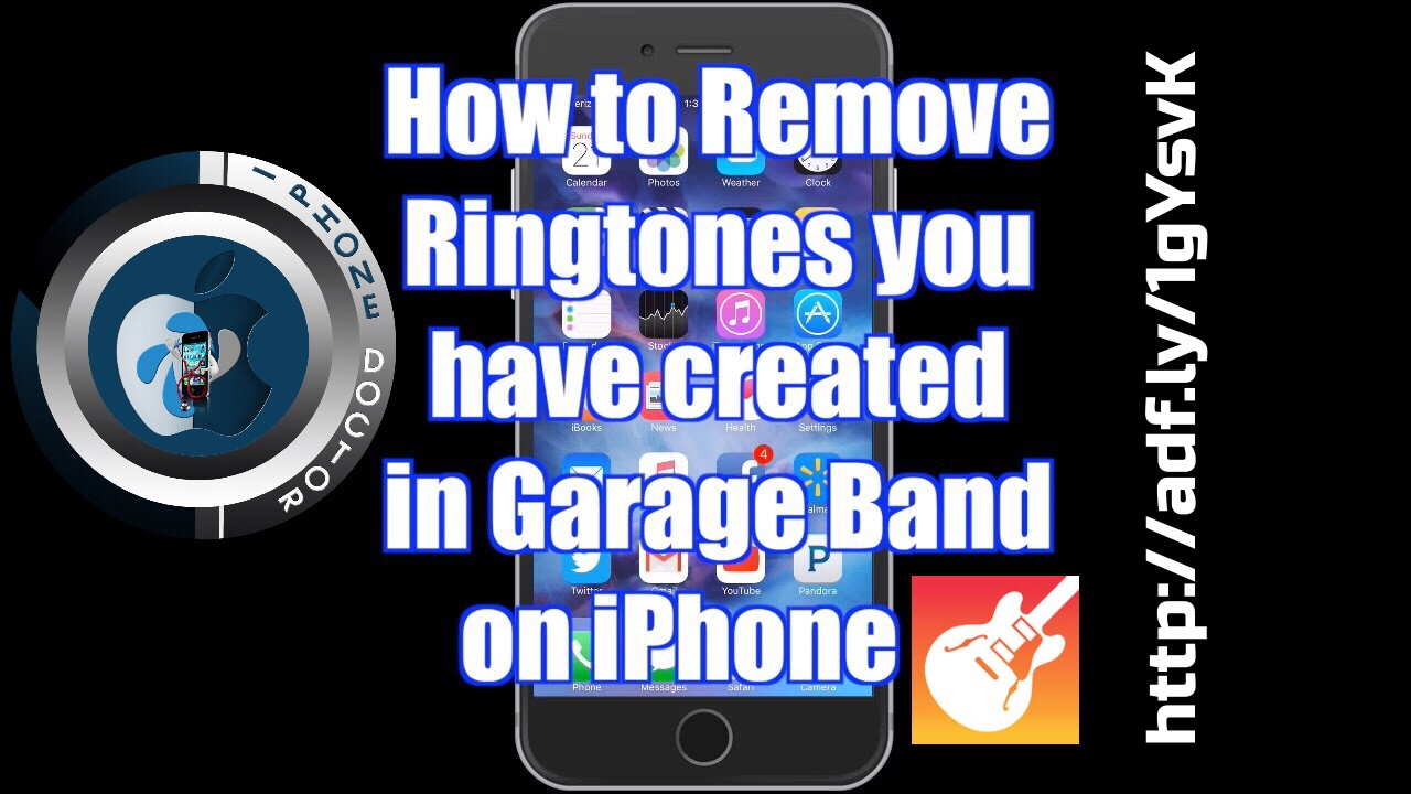 delete ringtones from iphone how to remove iphone ringtones 6819